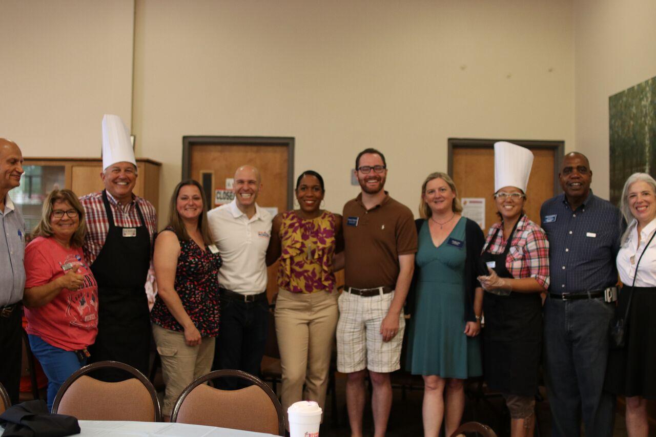 Libertyville Township Dems Pancake Breakfast