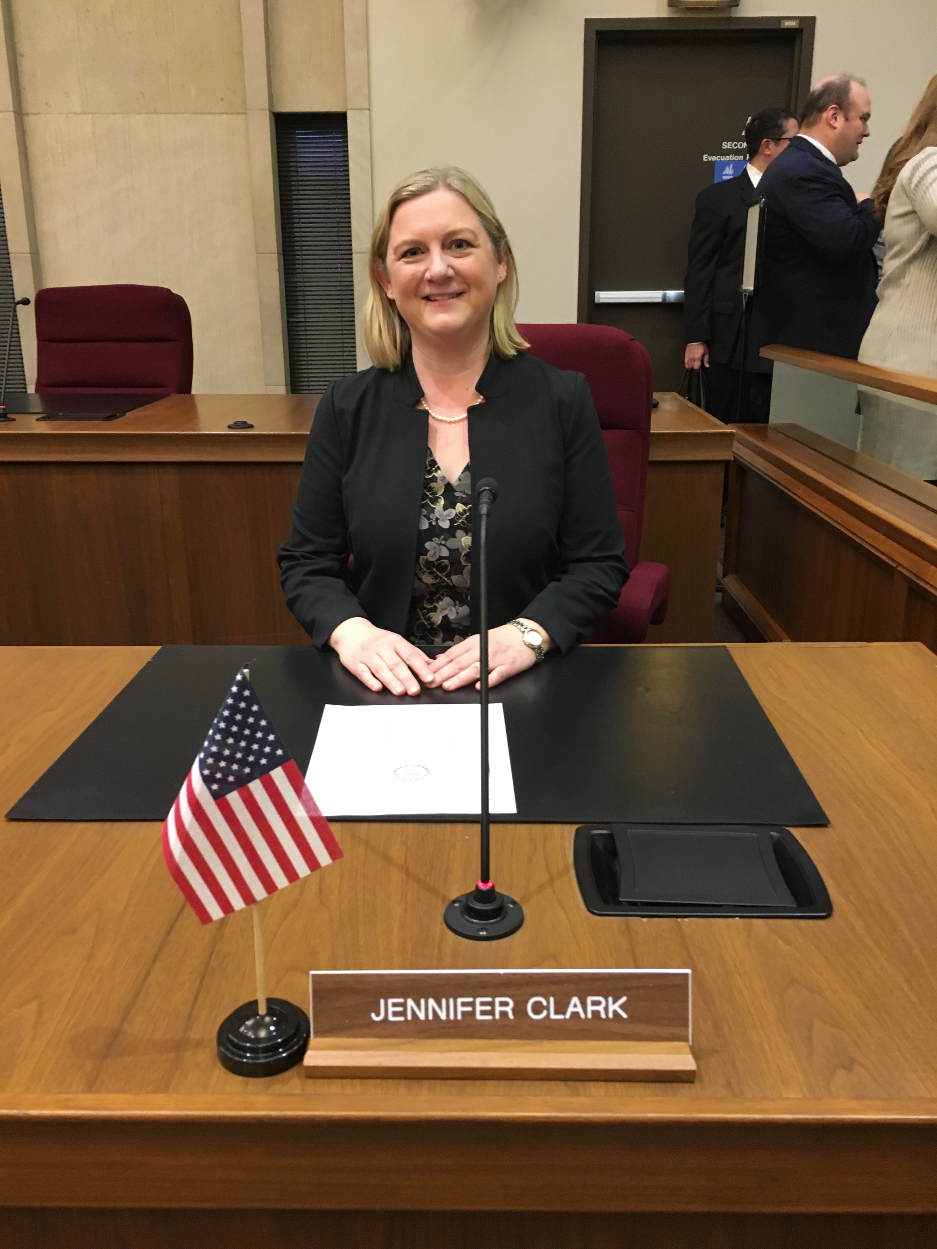 """The Lake County Board voted to require vendors applying for County contracts to disclose campaign donations to Board Members of if they are a close family member of a Board member. """"This is one of the reasons that I ran for office, and I am very proud to have worked hard to pass this ordinance […]"""